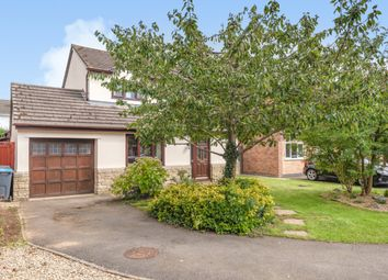 Thumbnail 4 bed detached house for sale in Scholars Acre, Carterton, Oxfordshire OX18 1Bl, UK