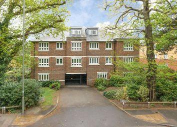 Thumbnail 2 bed flat for sale in Brooklands Road, Weybridge