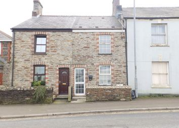 Thumbnail 2 bed terraced house for sale in Tavistock Road, Callington