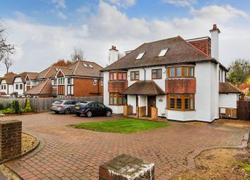 Thumbnail 4 bed semi-detached house for sale in Woodcote Road, Wallington