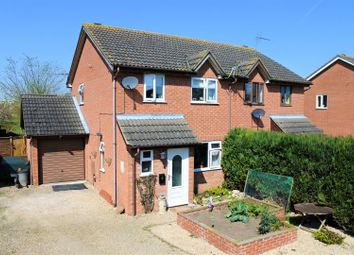 Thumbnail 3 bed semi-detached house for sale in Meadowbrook, Ancaster, Grantham