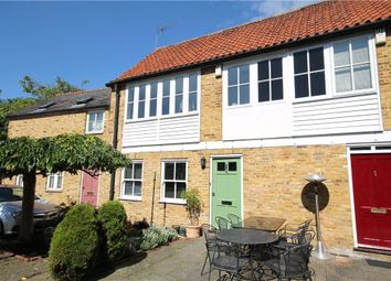 Thumbnail 2 bedroom terraced house to rent in Masons Court, High Street, Ewell, Epsom