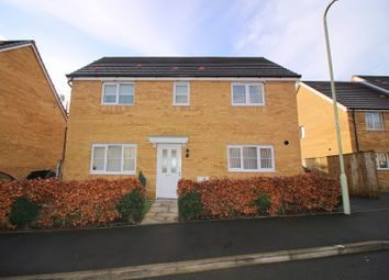 Thumbnail 3 bedroom detached house for sale in Wood Green, Bryntirion, Bridgend County.