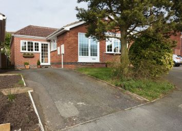 Thumbnail 2 bed detached bungalow for sale in Stanley Road, Market Bosworth, Nuneaton