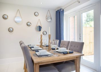 Thumbnail 4 bedroom mews house for sale in Plot 8, Grove Road, Lymington, Hampshire