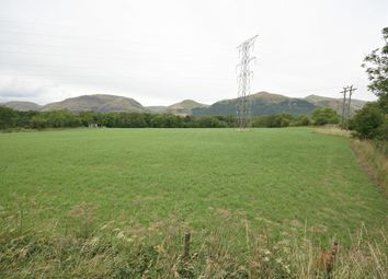 Land for sale in Fishcross, Near Alva FK10