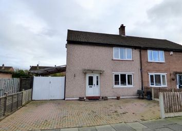 Thumbnail 3 bed semi-detached house for sale in Wigton Road, Carlisle, Cumbria
