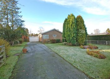 Thumbnail 3 bed bungalow for sale in Pembroke Drive, Ponteland, Newcastle Upon Tyne