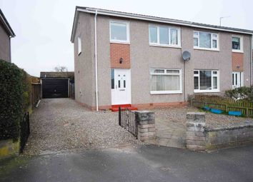 Thumbnail 3 bed semi-detached house for sale in Manor Gardens, Blairgowrie
