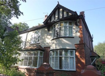 Thumbnail 4 bed semi-detached house to rent in Holmwood Road, Didsbury, Manchester