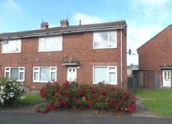 Thumbnail 2 bed flat to rent in Cornwell Crescent, Bedlington