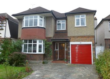 Thumbnail 4 bed detached house for sale in Northey Avenue, Sutton