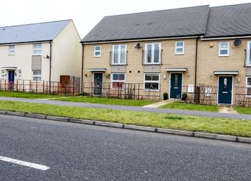 Thumbnail 3 bed terraced house for sale in Sterling Way, Upper Cambourne, Cambourne, Cambridge
