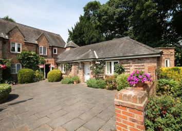 Thumbnail 1 bed bungalow for sale in Barclay Hall, Hall Lane, Mobberley