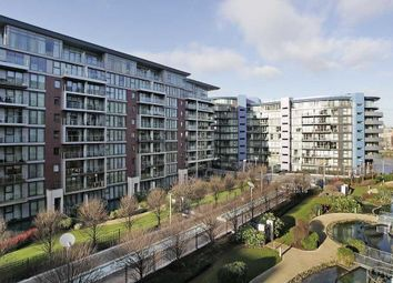 Thumbnail 2 bed flat for sale in Warwick Building, Chelsea Bridge Wharf, London