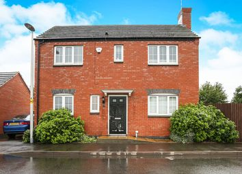 Thumbnail 3 bed detached house to rent in Hydes Pastures, Nuneaton