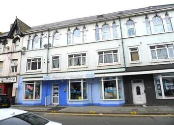 Thumbnail 2 bed flat to rent in Bodfor Street, Rhyl