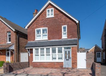 Thumbnail 3 bed detached house for sale in Alexandra Road, Chichester