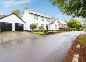 Thumbnail 4 bed detached house for sale in Ton Road, Llangybi, Usk, Monmouthshire