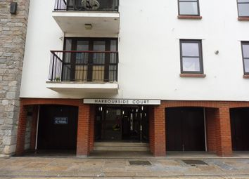 Thumbnail 1 bed flat to rent in Hawkers Avenue, Plymouth