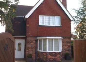 Thumbnail 3 bed detached house to rent in Dalestorth Road, Skegby, Sutton-In-Ashfield