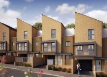 Thumbnail 4 bed terraced house for sale in Mansfield Park, Exford Drive, Southampton