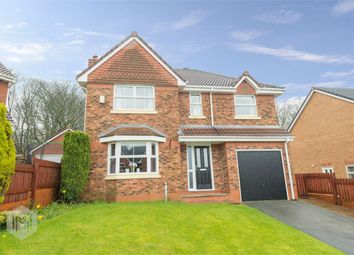 Thumbnail 4 bedroom detached house for sale in Conningsby Close, Bromley Cross, Bolton