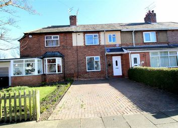 Thumbnail 3 bed terraced house for sale in Links Road, Tynemouth, North Shields
