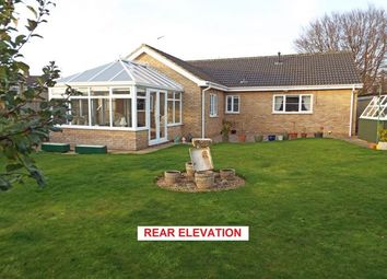 Thumbnail 3 bed detached bungalow for sale in Coronation Grove, Swaffham