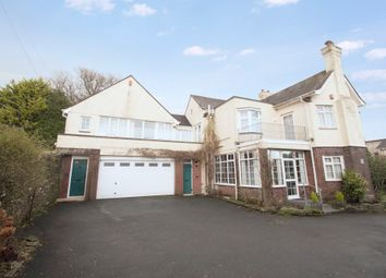 Thumbnail 4 bedroom detached house for sale in Budshead Road, Crownhill, Plymouth