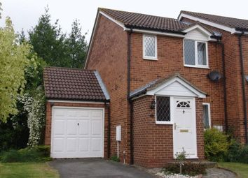Thumbnail 2 bed terraced house to rent in Meadowdown, Weavering, Maidstone