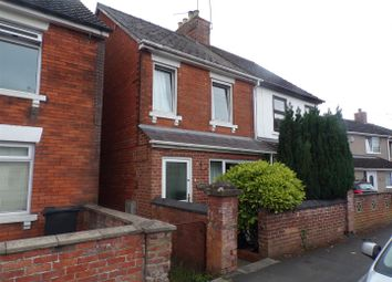 Thumbnail 3 bed semi-detached house to rent in St. Philips Road, Upper Stratton, Swindon