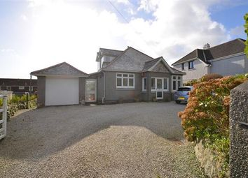Thumbnail 4 bed detached house for sale in Trescobeas Road, Falmouth