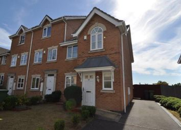 Thumbnail 3 bed end terrace house for sale in Honeychurch Close, Redditch