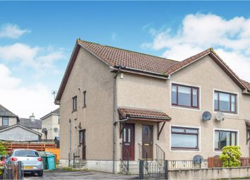 Thumbnail 2 bed flat for sale in Easter Road, Shotts