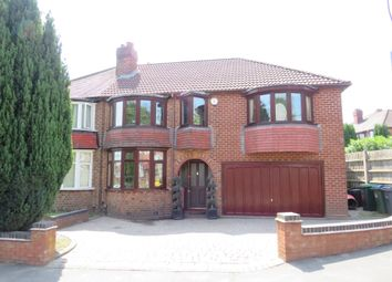 Thumbnail 5 bed semi-detached house for sale in The Broadway, West Bromwich