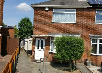 Thumbnail 3 bed semi-detached house for sale in Mavis Avenue, Leicester