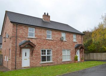 Thumbnail 3 bedroom semi-detached house for sale in 41, Squires View, Belfast