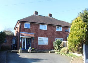 Thumbnail 3 bed semi-detached house for sale in Glebelands, Shawbury, Shrewsbury