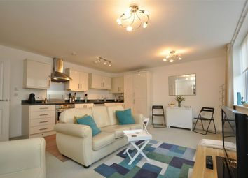 Thumbnail 2 bed flat for sale in Penn Way, Welwyn Garden City, Hertfordshire