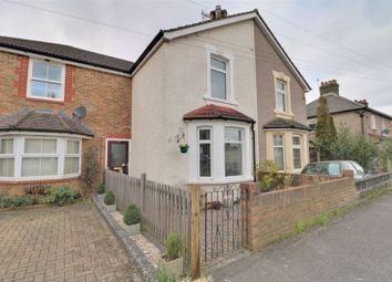 2 bed terraced house for sale in Glebe Road, Warlingham CR6