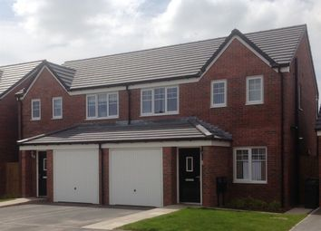 "Thumbnail 3 bed semi-detached house for sale in ""Rufford"" at Lakes Road, Derwent Howe Industrial Estate, Workington"