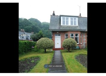 Thumbnail 3 bed end terrace house to rent in Keith Crescent, Edinburgh