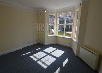 Thumbnail 1 bed flat to rent in Springfield Road, Leicester