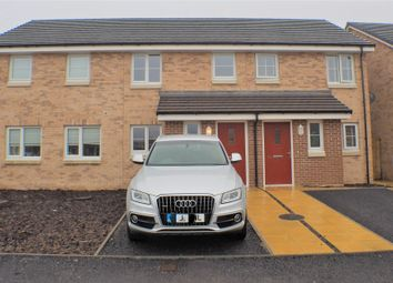 Thumbnail 2 bedroom terraced house to rent in Morris Drive, Brunel Wood, Swansea