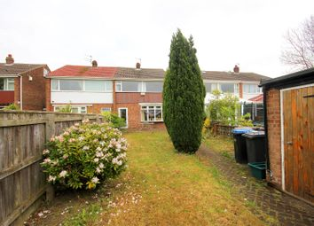 Thumbnail 4 bed semi-detached house for sale in St. Bedes Close, Crossgate Moor, Durham