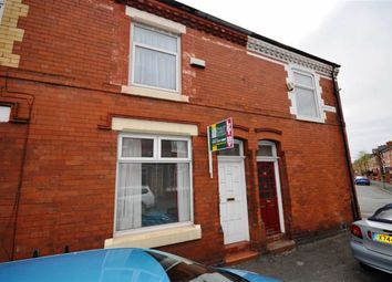 Thumbnail 2 bedroom terraced house to rent in Worthing Street, Rusholme, Manchester