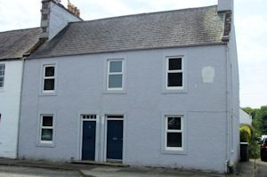 Thumbnail 5 bedroom terraced house for sale in Bridge Terrace, Gatehouse Of Fleet