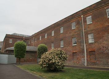 Thumbnail 2 bed flat to rent in The Granary & Bakery, Weevil Lane, Gosport, Hampshire