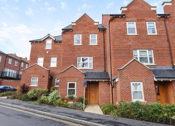 Thumbnail 4 bed town house for sale in Charles Sevright Way, London NW7,